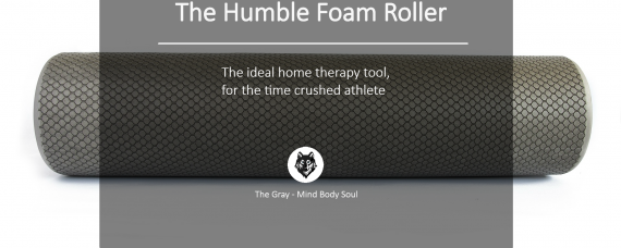 foam roller, blog, wolf